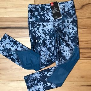 Under Armour heatgear pants Sz XS NWT